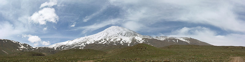 Iran Destination-mount-damavand
