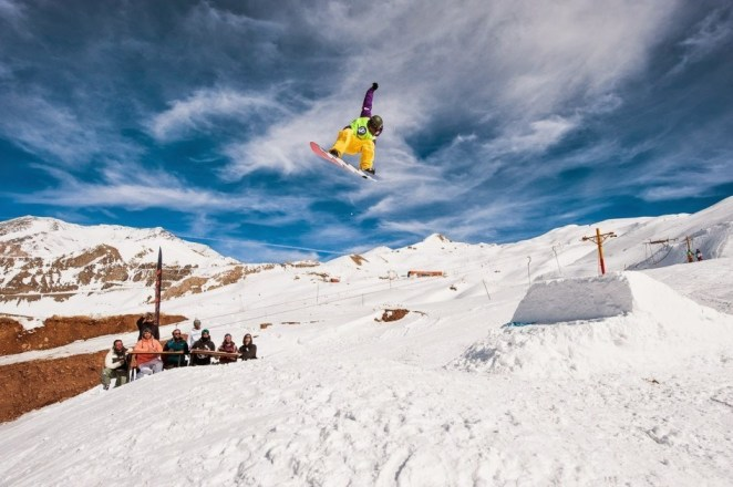 Dizin Ski Resort , Iran