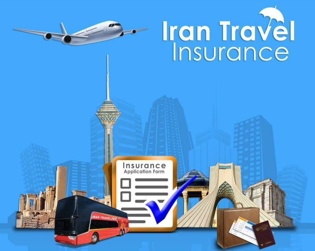 Iran travel insurance with best coverage in Iran travel service