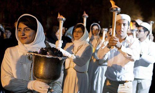 Iran Zoroastrian Tour
