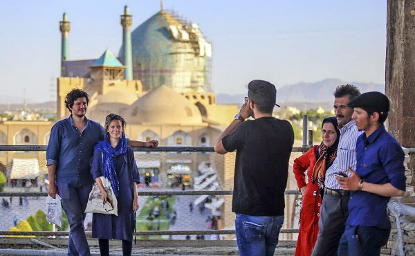 Iran is focusing in tourist industry