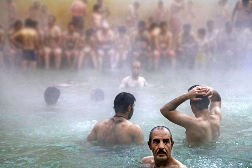 Iran mineral Springs