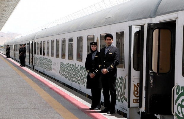 Iran railway - Iran Train timetable