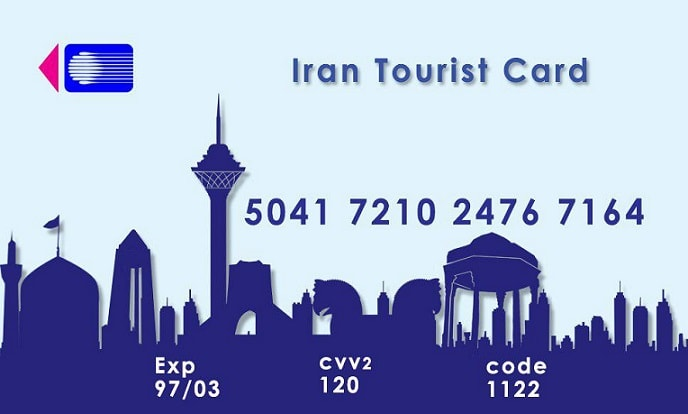Iran tourist card - a credit card for tourists