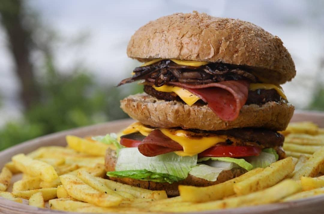 American style Burger