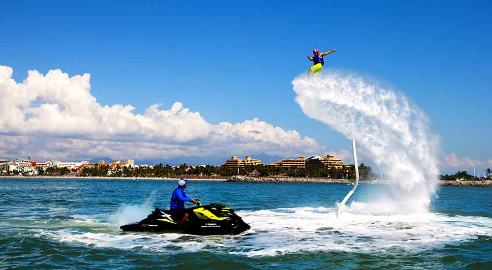 Kish Island, Water Attractions