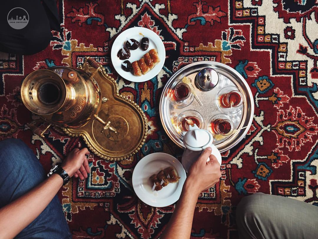 Iranian Tea Party