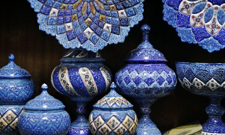 Iranian Souvenirs - Mina Kari