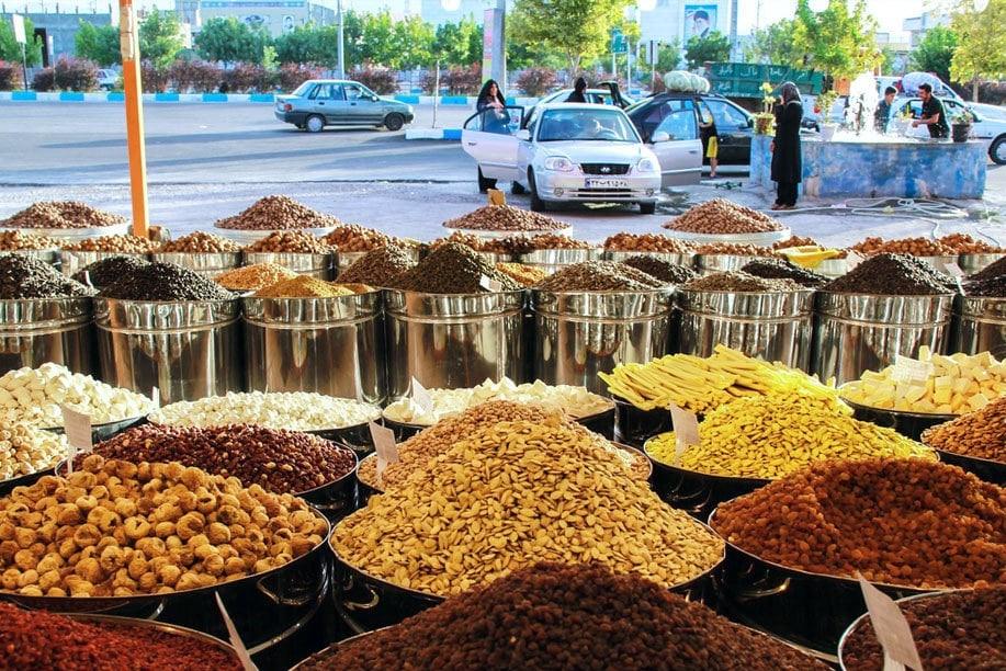 Iranian Nuts- Iranian souvenirs