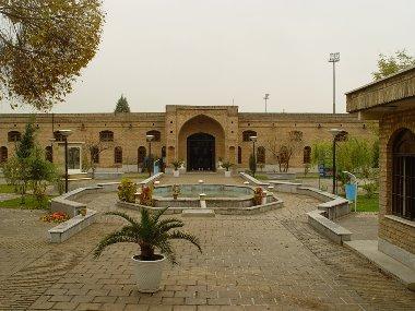 National Museum of Iran in Tehran, Iran - Iran Destination