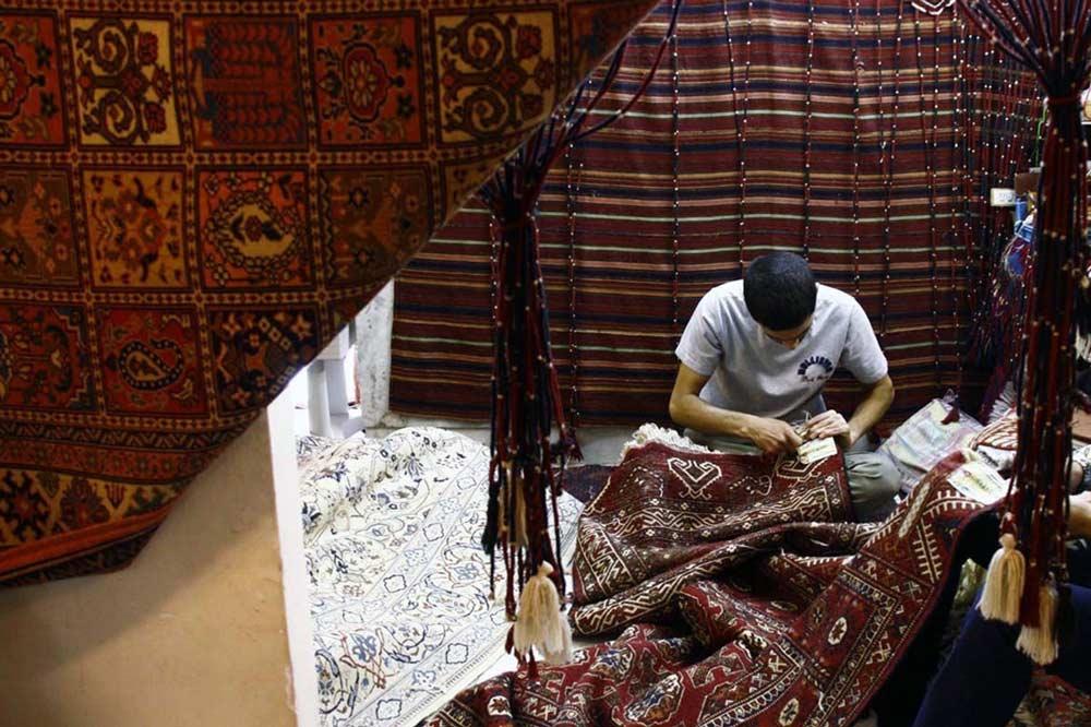 Isfahan Bazaar- Shopping in Iran