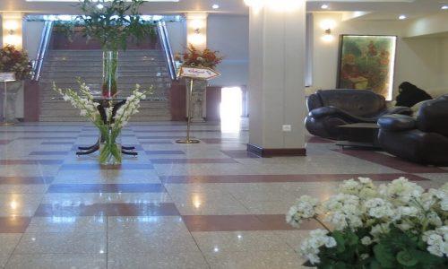Jahangardi hotel,Kerman