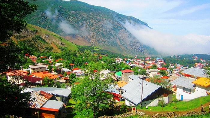 Javaherdeh- North of Iran