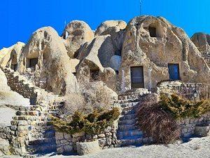 Kandovan-Iran villages tour