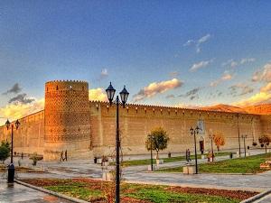 Karim Khan citadel- Iran Luxury Tour