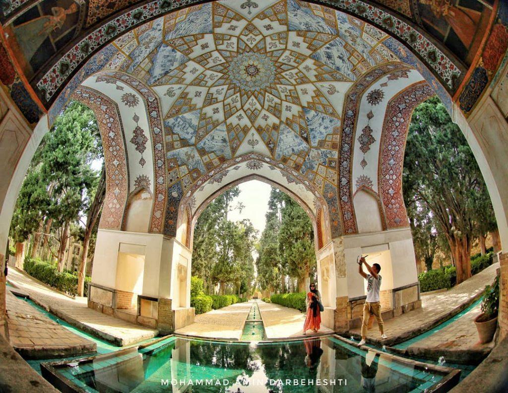 Kashan Fin Garden, Iran
