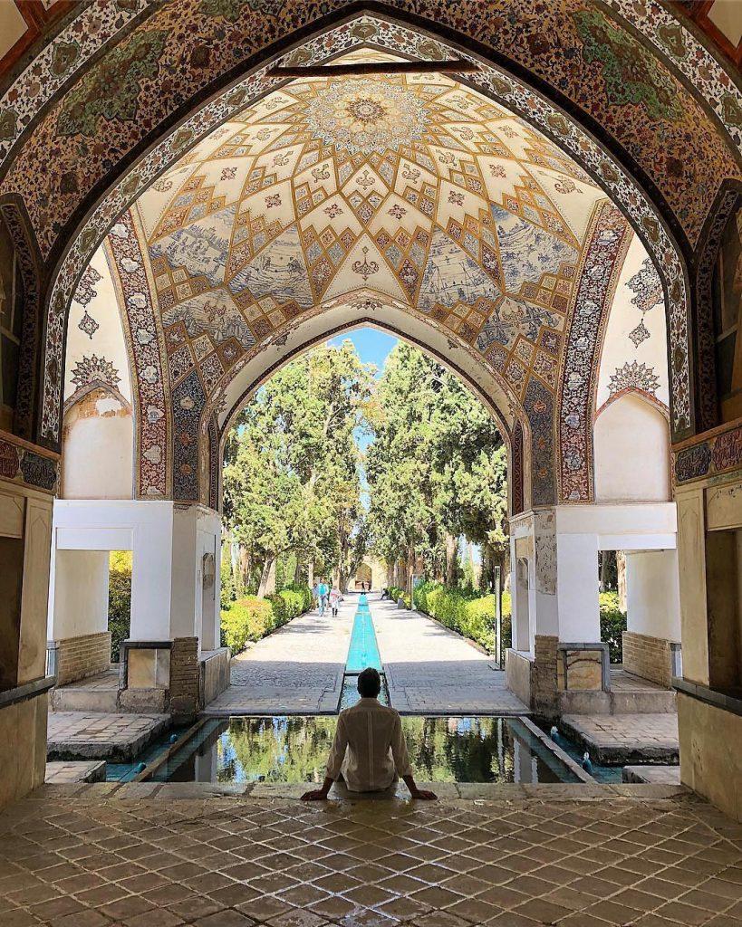 Kashan Fin Garden,
