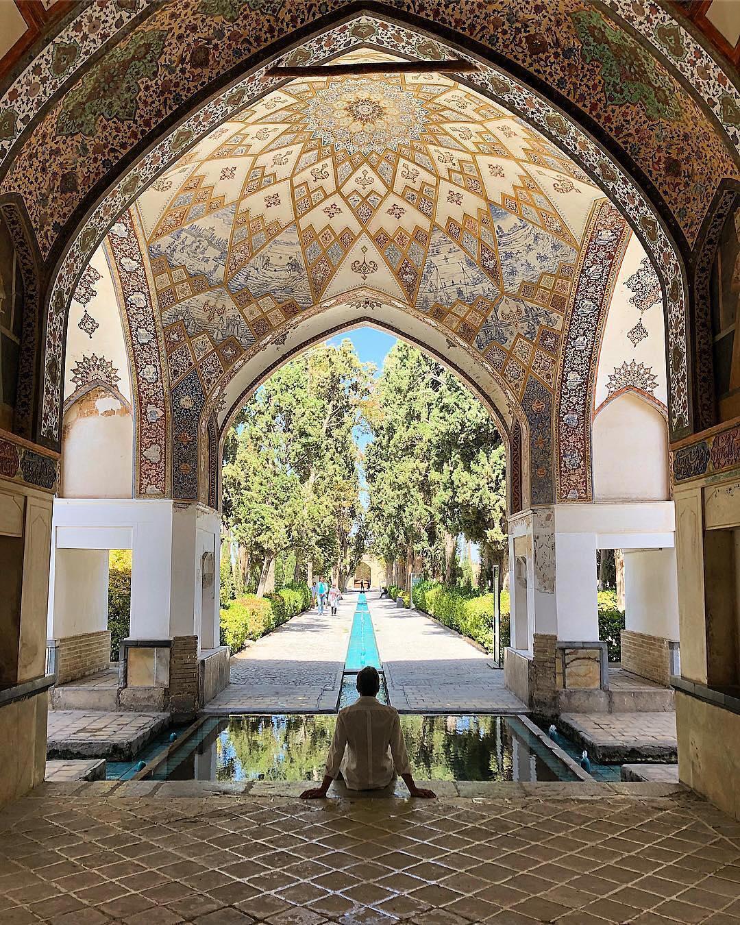 Jardín Fin de Kashan