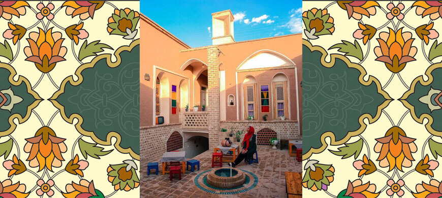 Traditional houses,Kashan