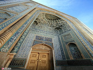 jame mosque of kerman, Iran highlight tour