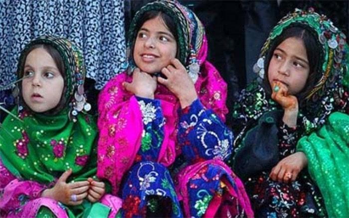 Khorasan Traditional Clothing , Iran