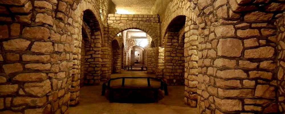 Kariz, The Underground City of Kish Island