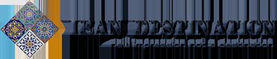 iran destination logo
