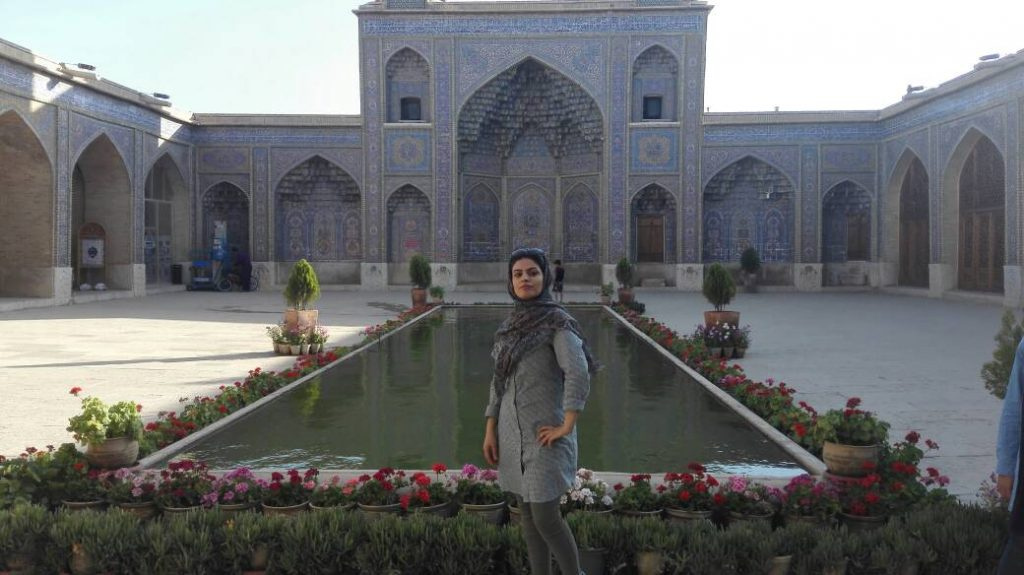 Maryam Jokar - French Iran Tour Guide