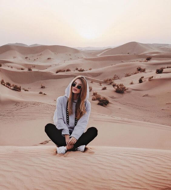 Shahdad desert camp and kaluts Hottest place on earth