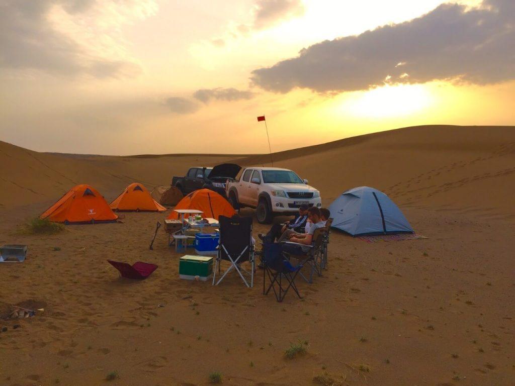 Mesr Desert - Iran Safari