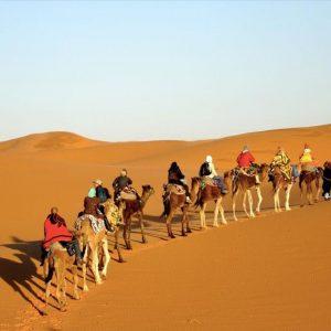 Mesr Desert in Iran desert tour