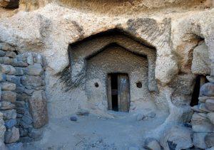 Meymand village of Kerman
