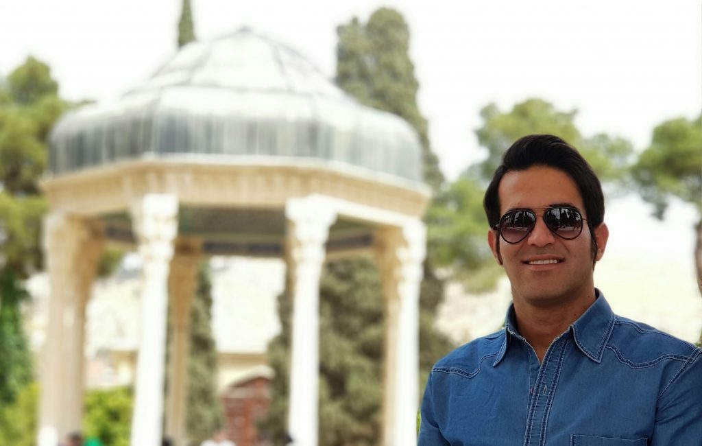 Mohsen Marzouqi- English Tour Guide