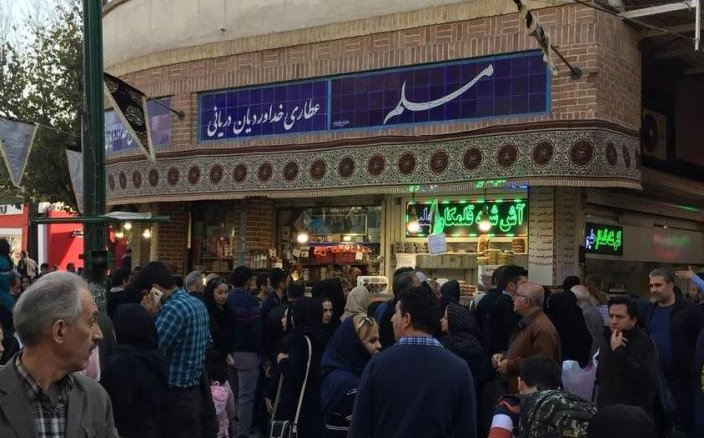 Moslem restaurant-things to do in iran