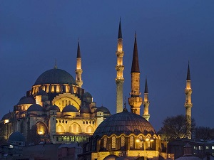 Mosque of Suleymaniye - Asian Tour