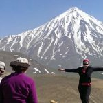 Damavand Mount , Iran Mountains