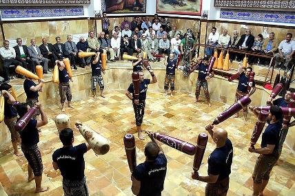 Traditional Sports of Iran Tour