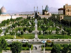 Naqshe jahan Sqaure - Iran Zoroastrian Tour