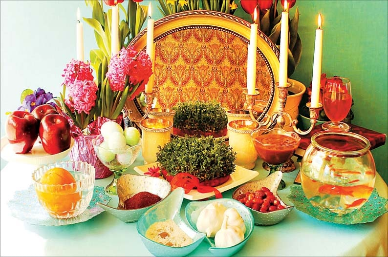 Nowruz , Persian New Year