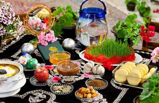 Iranian New Year, Nowruz