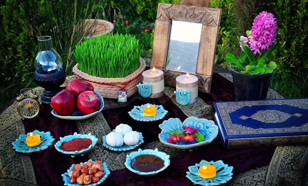 Nowruz, Persian New Year
