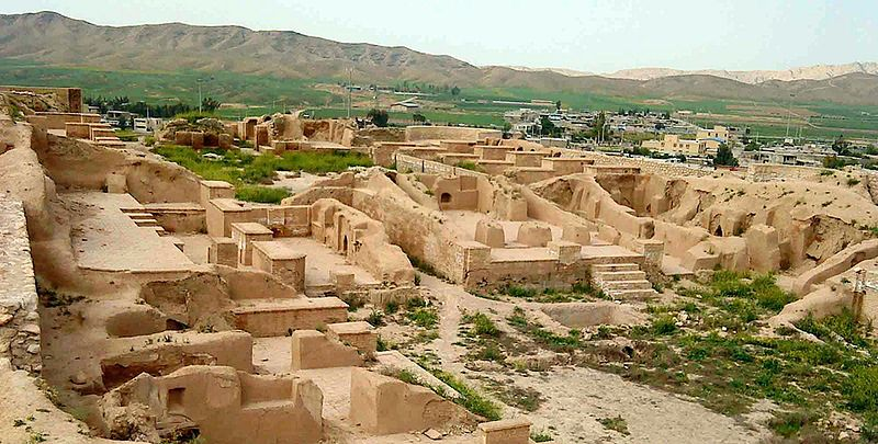 One of oldest cities of Iran: Harireh