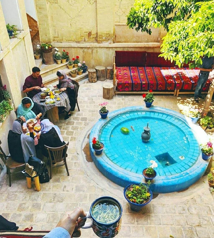 Parhami Traditional House , Shiraz