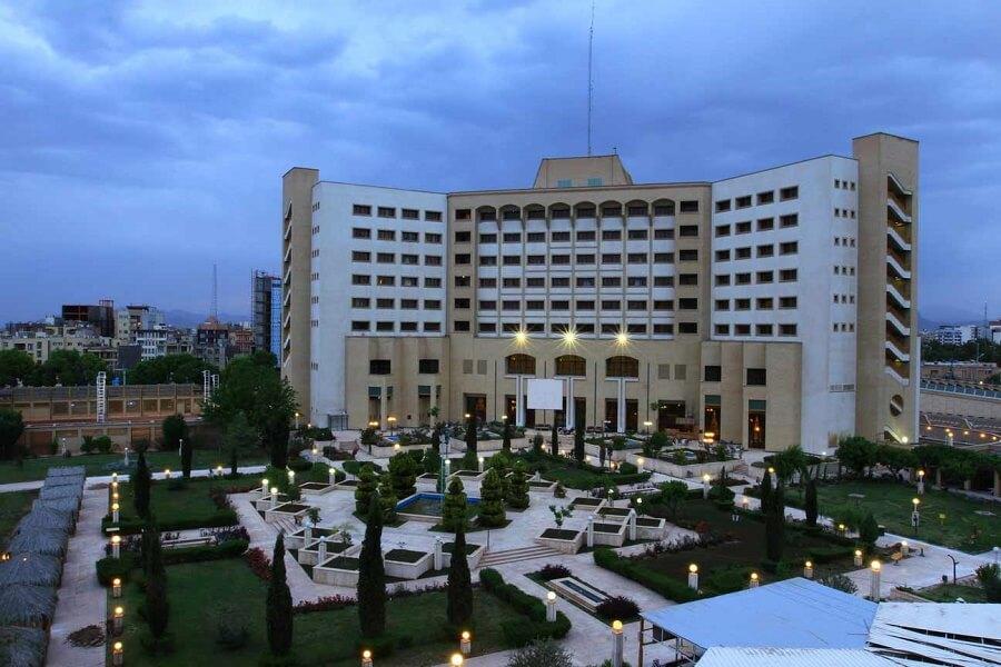 Pars Hotel , Kerman