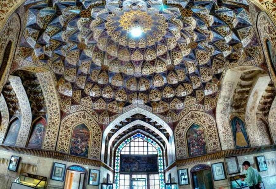 Pars Museum & Kolahfarangi Pavilion , Shiraz Highlight Attraction
