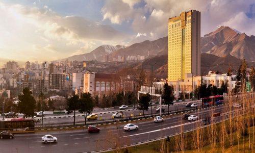 Parsian Azadi Hotel Teheran