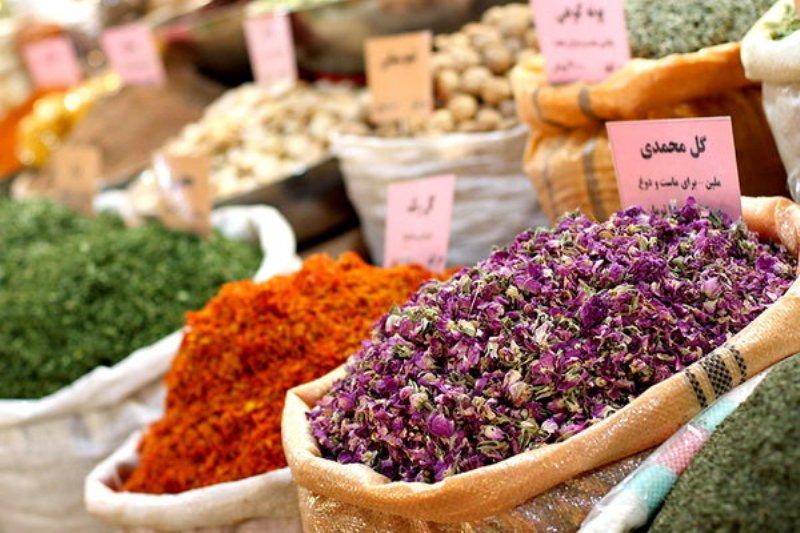Persian herbal medicine in traditional bazaars