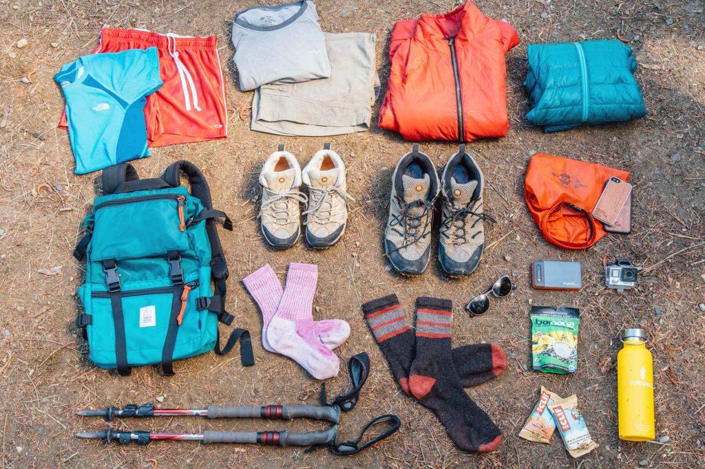 Climbing Mount Damavand , Personal Gear
