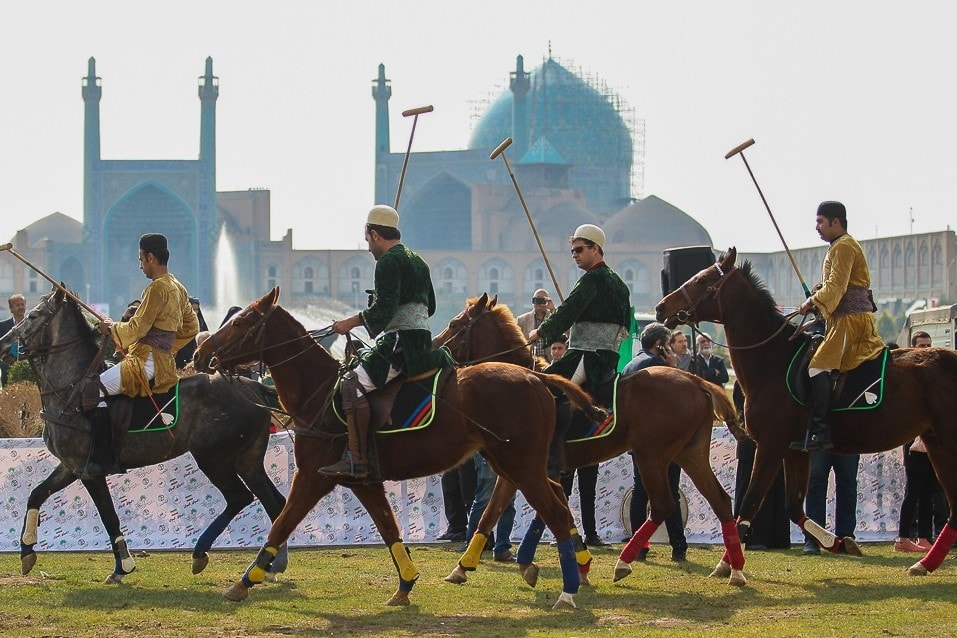Polo in Iran