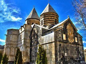 St.Thaddeus Monastery - Qara Kelisa - Iran in Depth